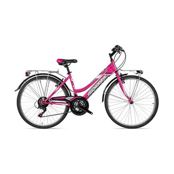 Tecnobike bici 783-fuxia