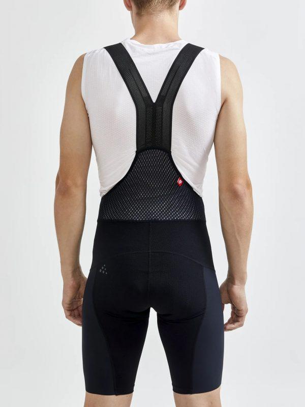 Craft adv aero bib shorts man black cod. 1910536-999000