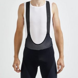 Craft adv aero bib shorts man black cod. 1910536-999000