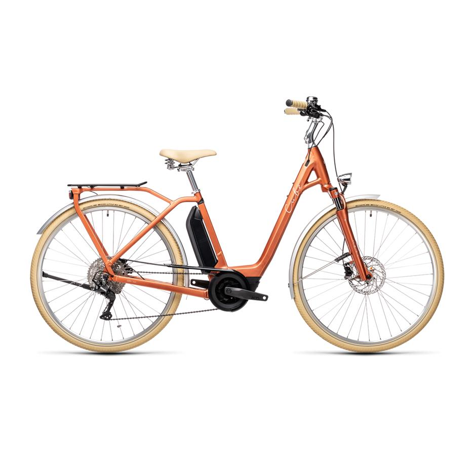 Cube Ella ride hybrid 500 cod. 432501