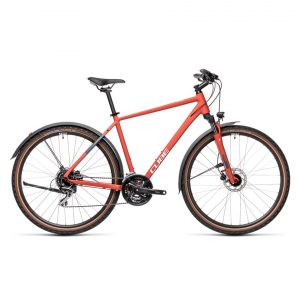 Cube Nature Allroad cod. 446110 red'n'grey