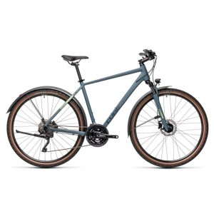 Cube Nature Pro Allroad cod. 446210 blue'n'green