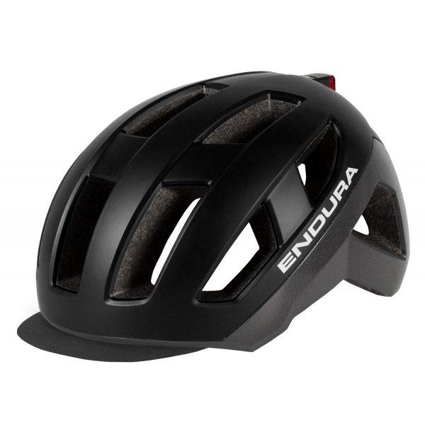Endura casco urban luminite helmet cod. E1538BK_lg