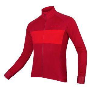 Endura giacca FS260 Pro jetstram LS cod. E3181RR rossa