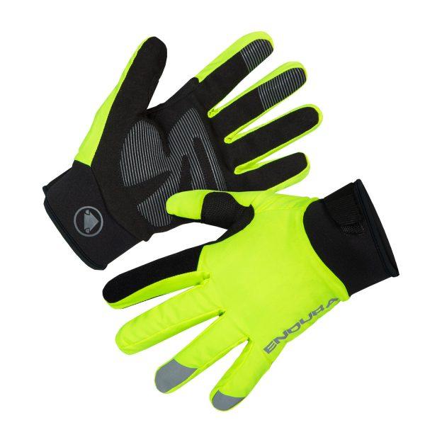 Endura guanti strike glove cod. E0157YV gialli