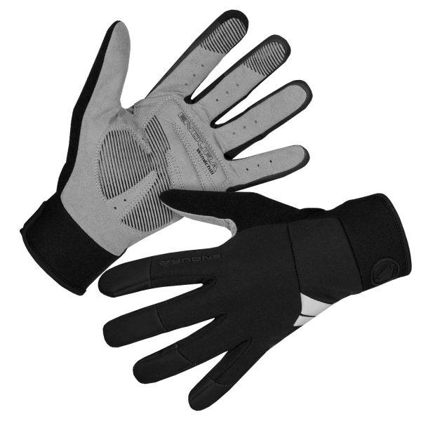 Endura windchill glove cod. E6147BK neri
