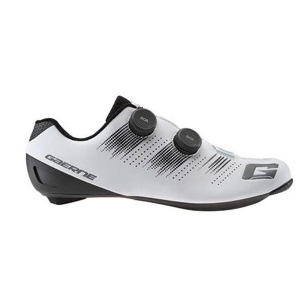 Gaerne scarpa bici da strada carbon g.chrono cod. 3642_004 matt white