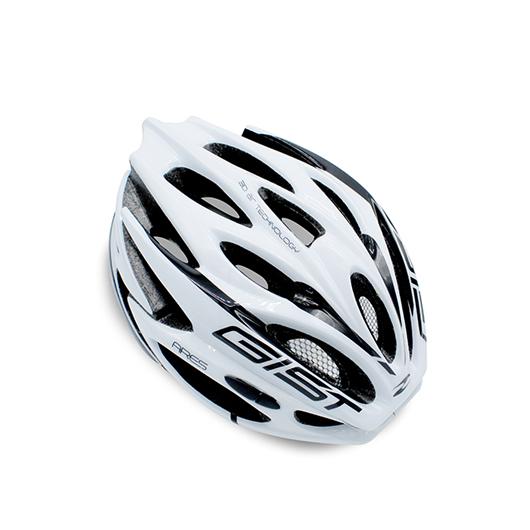 Gist casco Ares cod. 9281 bianco1