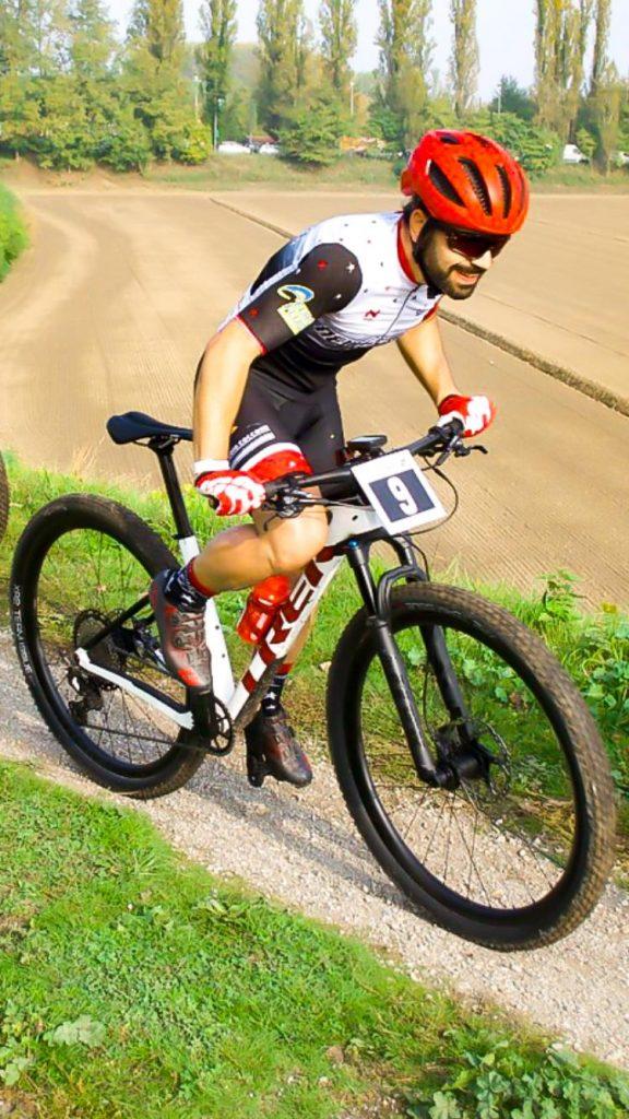 Daniele Zitarosa Team New Bike in gara a Finale Emilia (MO) nel Trofeo Modenese di Ciclocross e mtb