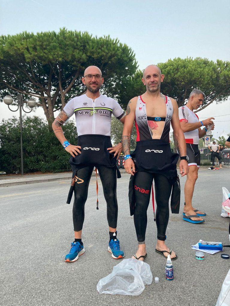 Team New Bike alla IRONMAN 70.3 Jesolo Venezia 2021