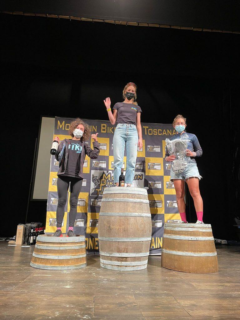 Team New Bike alla Granfondo Val d'Orcia 2021 di Montalcino (SI)