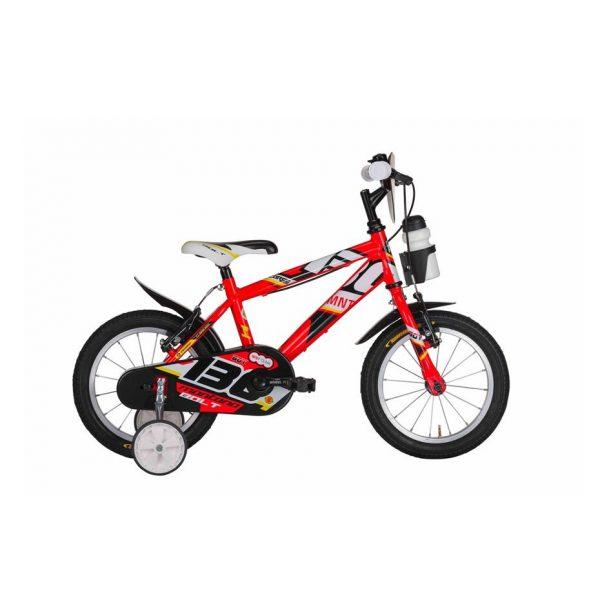 Montana bolt rosso bici da bimbo