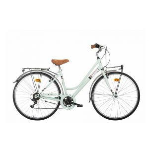 Montana city bike T329 verde pastello