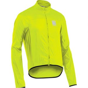 Northwave giacca breeze2 jacket cod. 89171147 gialla fluo