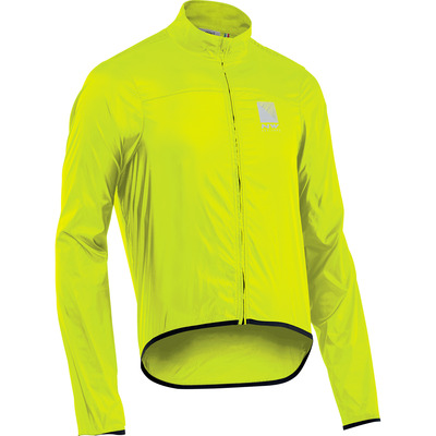 Northwave giacca breeze2 jacket cod. 89171147 gialla fluo