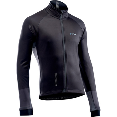Northwave giacca extreme 3 jacket ls tp nera cod. 89181214-10