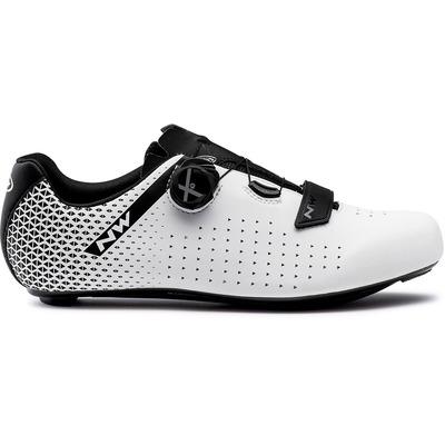 Northwave scarpa CORE PLUS 2 COD. 80211012 bianca