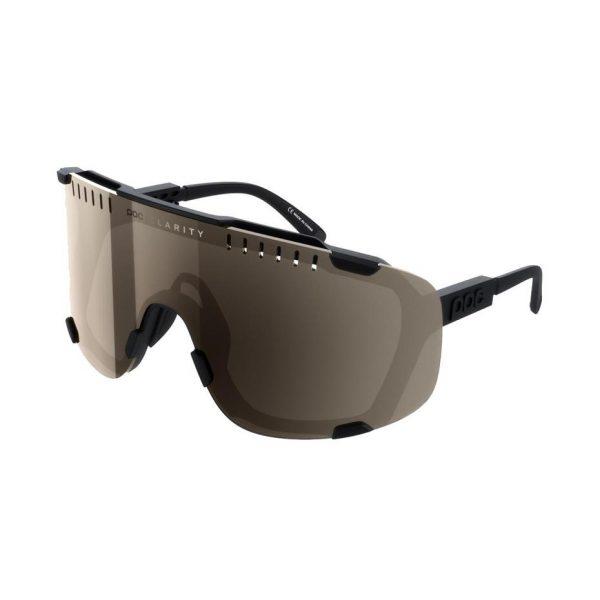 POC occhiali Devour black cod. 10011002BSM1