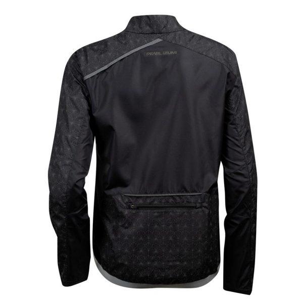 Pearl Izumi giacca donna bioviz barrier cod. 112320056 retro