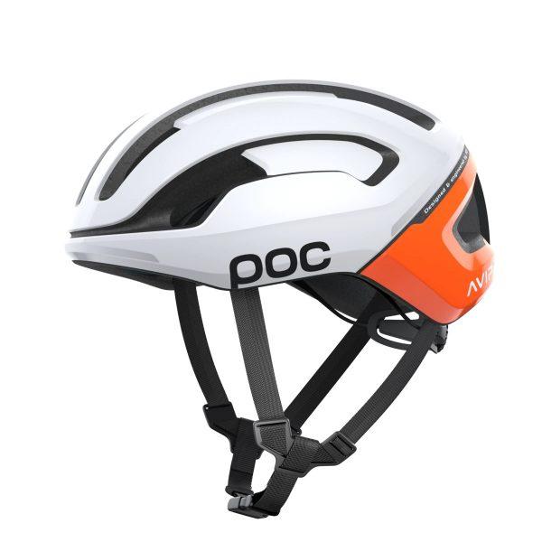 Poc casco omne air spin 107211211 zink orange avip