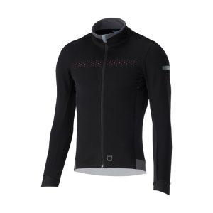 Shimano giacca antivento evolve zwart cod. CW-JAPW-TS12M nero