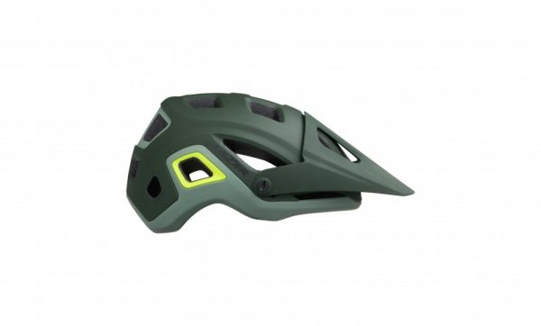 lazer impala_matte-dark-green-flash-yellow